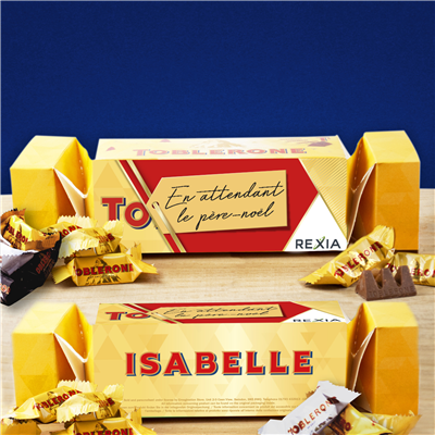 Toblerone Cracker Box Mixte - Décor Classic